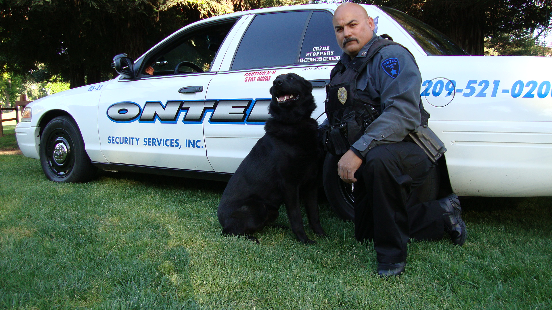 K-9 Ontel Security Services